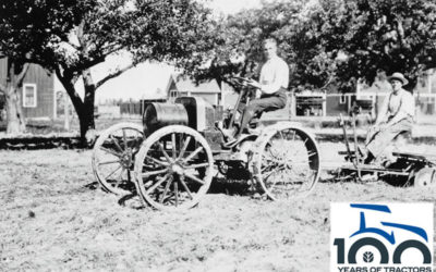 100 Years of Making Tractors: New Holland's Landmark Anniversary