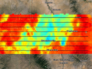 Subsurface Moisture Testing Could Become More Accurate With Satellite Technology