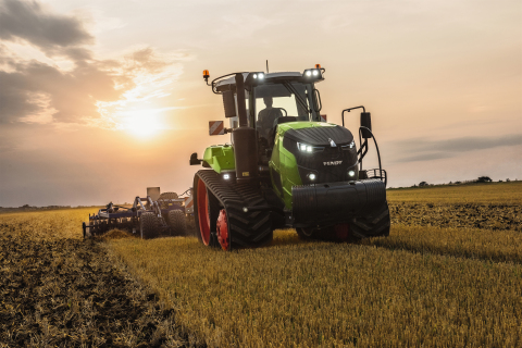The Cream of the Crop: AGCO Earns Big Honors at This Year's Agritechnica