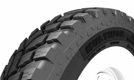New Snow Tractor Tire Introduced During Brutal Storm Season