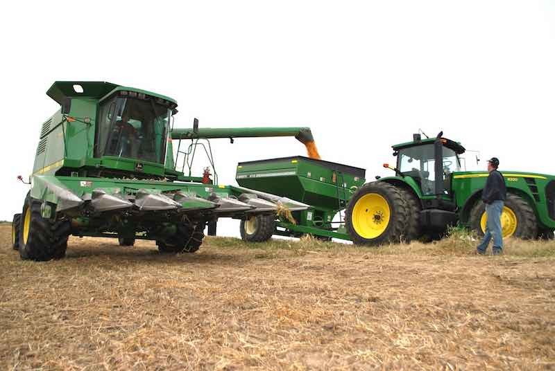 Minimizing Soil Compaction at Harvest [EQUIPMENT TALK]