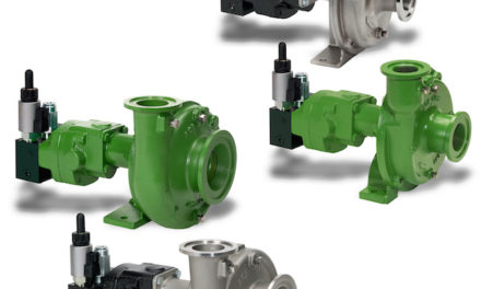 New Pump Models With Integrated PWM Control Valves