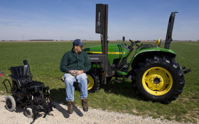 AgrAbility Program Offers Hope to Disabled Farmers and Their Families