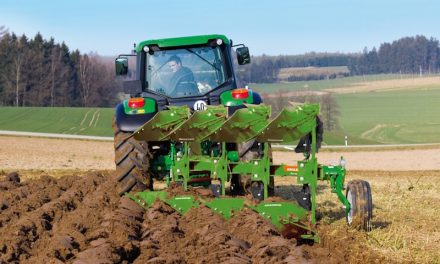 New Mounted Reversible Plows Rounds Out Amazone's Offerings