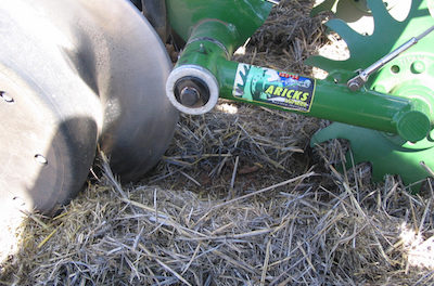 Row Cleaners for John Deere 50/60/90-Series No-till Drills