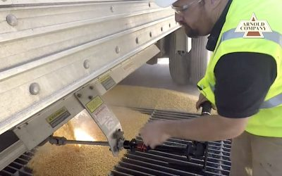 Hopper Trailer Opener Improves Safety and Productivity [VIDEO]