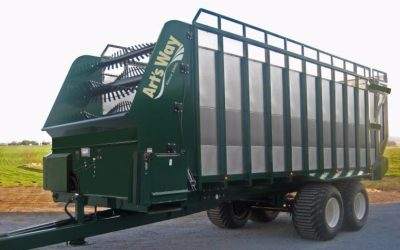 Art's Way adds Commercial Forage Box to its Hay and Forage Lineup