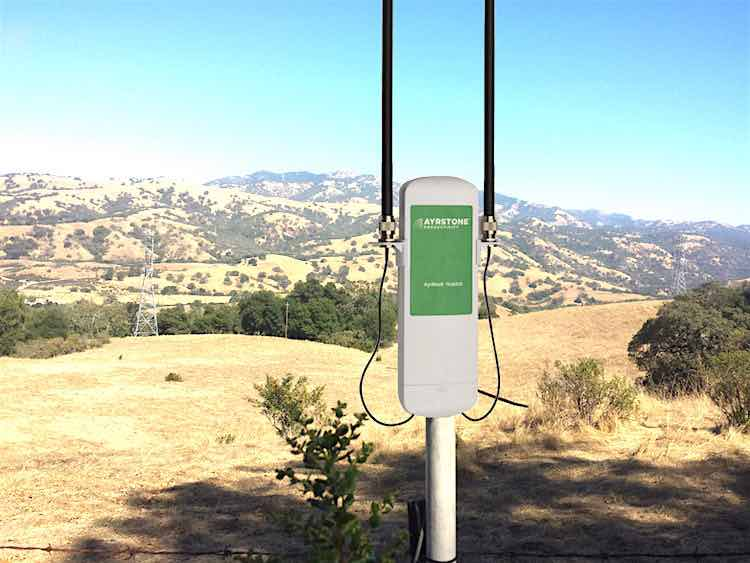 High-Speed WiFi for Rural Homes and Farms Features Simple Setup