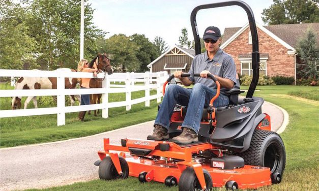 Eight Great New Mowers [PRODUCT SPOTLIGHT]