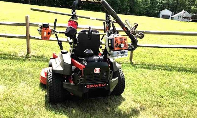 Work Smarter, Not Harder with a ROPS Carryall System from Big Tool Rack
