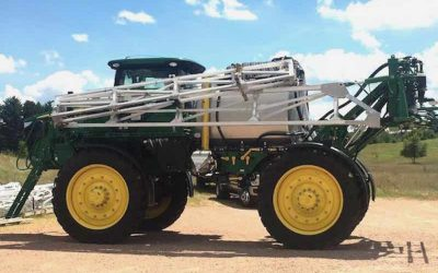 Upgrade Your Sprayer Boom with New Trifold Boom Extensions