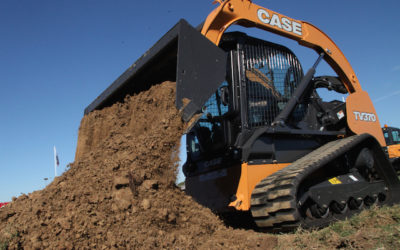 All-New TV370 Compact Track Loader from CASE