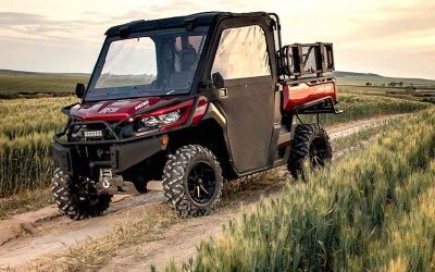Work-Focused Defender Lets You Stop, Steer, and Perform With Confidence