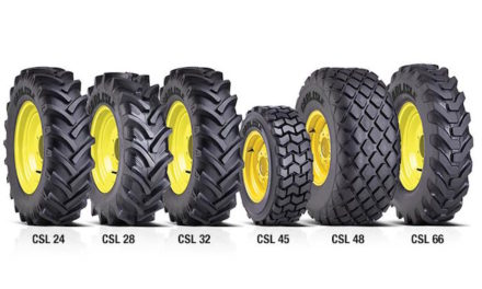 Large Diameter Tires Introduced by Carlisle Group