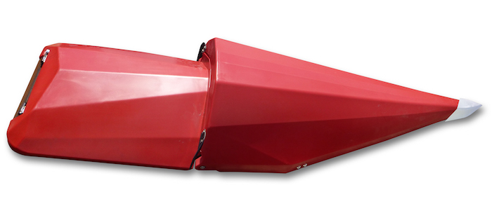 Poly Snout Product Line Extension for Case IH and New Holland Corn Heads