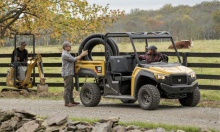 Newcomer to the UTV Market: CAT Brings on a Heavy-Duty Model