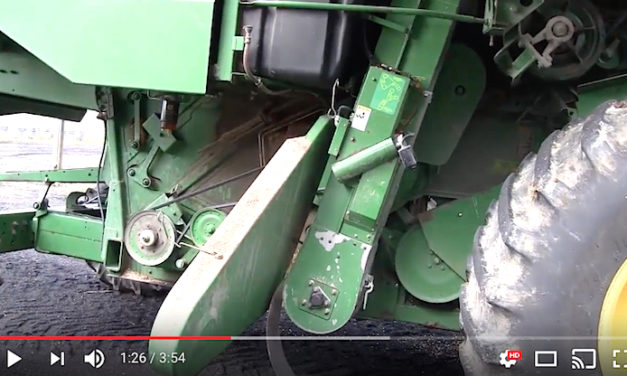How To Clean Weed Seeds from a Combine [VIDEO]