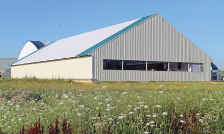New Hybrid Building Creates the Ideal Storage Unit