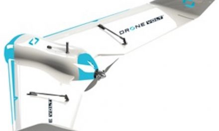 A New 'Flying Wing' for Agriculture and Mapping