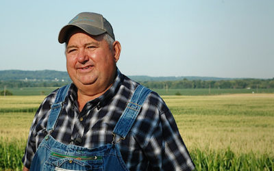 """Early Adapter of No-Till and Cover Cropping: """"What we're doing is really working"""""""
