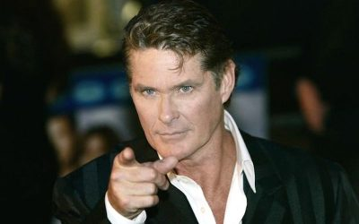 """A Word About Chest Hair: Is David Hasselhoff the """"Last bastion of manhood?"""" [HUMOR]"""