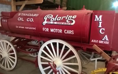 Before We Had Tractors: Artifacts from the Barns Museum