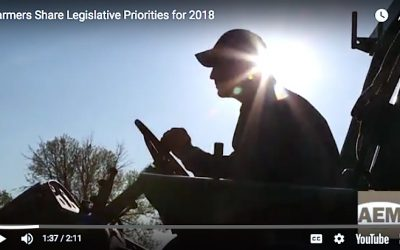 What's on Your Mind? Farmers share their thoughts for 2018 legislative priorities