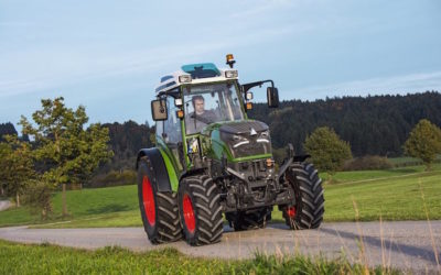 Battery-Electric Compact Tractor from Fendt Makes its Debut