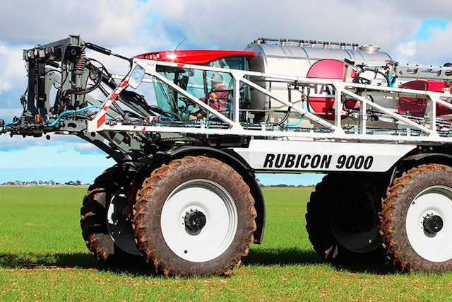 "The ""Largest Sprayer in America"" Set for Display at the 3i Show"