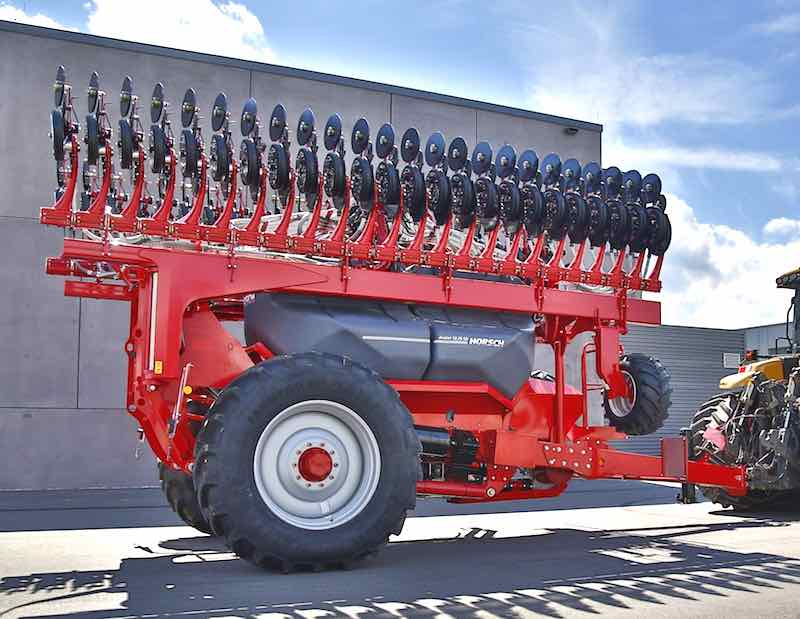 New Single Disc Seeder from HORSCH will Debut in 2019