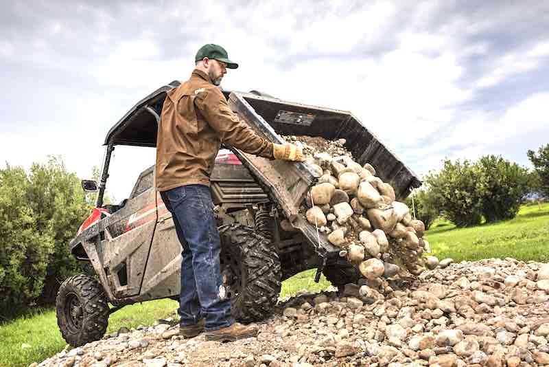 "New Off-Road SxS's from Textron are ""Reliable and robust work partners"""