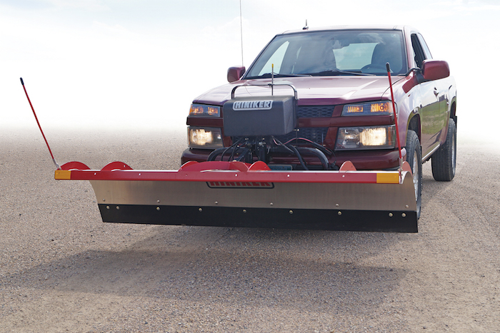 New Tilt-Lift Plow Utilizes OEM Truck Lights