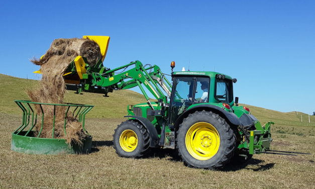 Chainless Bale Feeders Feeds Any Bale, Saves Time, Money