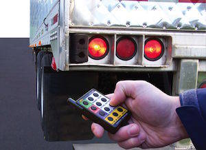 Quickly Test Trailer Lights, Air Brakes and ABS Codes by Remote Control