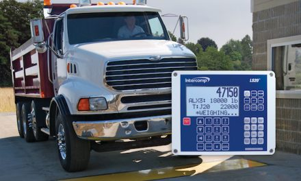 New LS20 Indicator for Weigh-In-Motion Axle Scales Automates Weighing