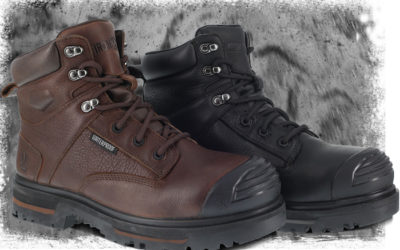 """New """"Old School Tough"""" Work Boot Series from Iron Age Footwear"""