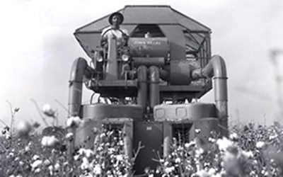Traveling Through Time in the John Deere Archives Film Collection