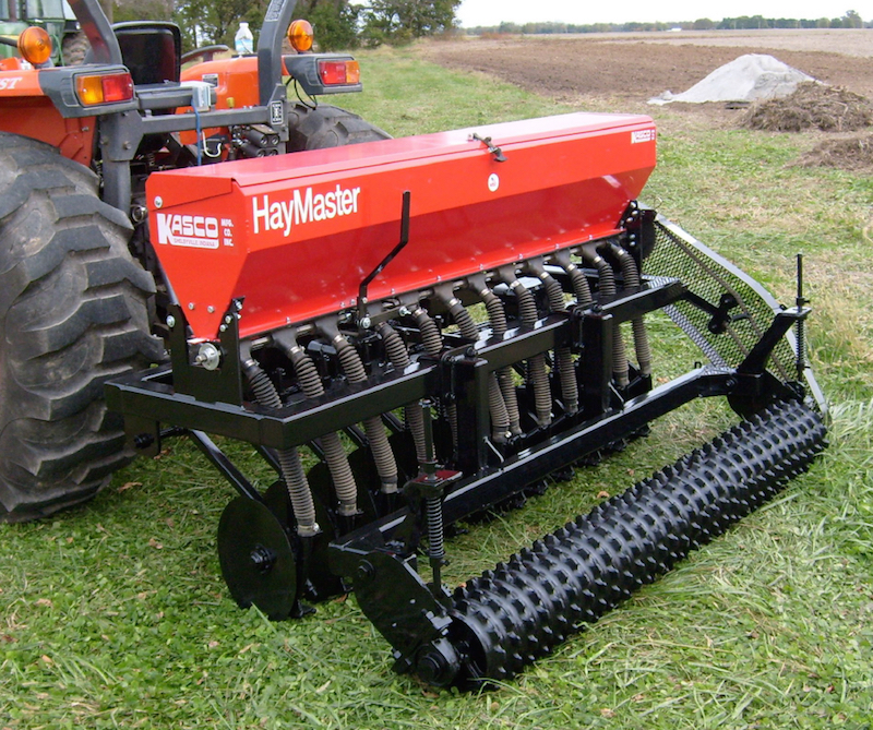 Woods Equipment Food Plot Seeder
