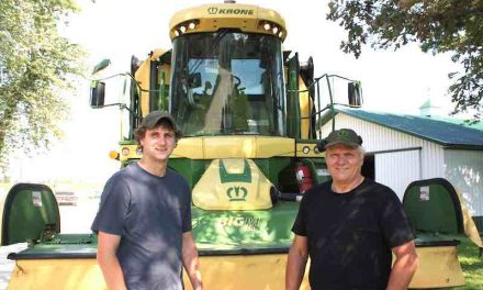 A Synopsis of Krone's New BiG M 450 Self-Propelled Mower Conditioner