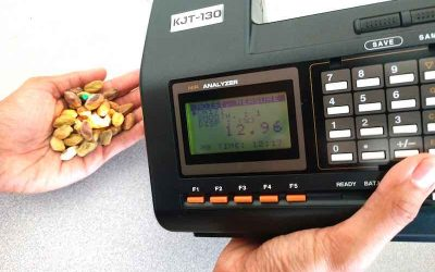 Simplifying Moisture Measurement with Instantaneous Handheld Analyzers