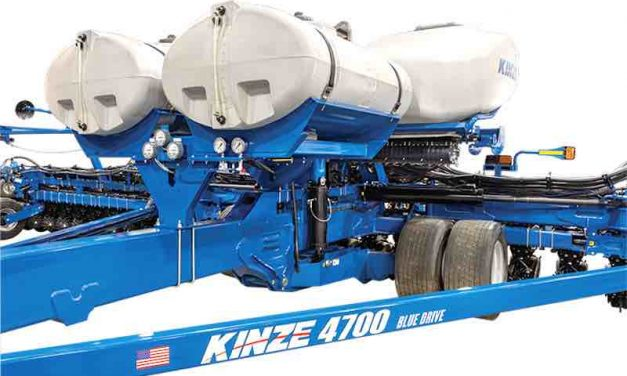 New Narrow-Row Planter from Kinze Available in the Spring of 2020