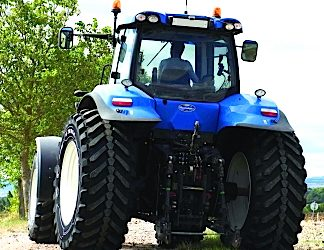 New Spray Tire for Narrow-Row Crops from Kleber