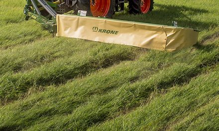 Krone Introduces The Next Generation of Performance with the AM R 3-Point Disc Mower