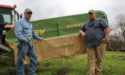 Hay and Forage Growers Talk About Krone's Disc Mowers