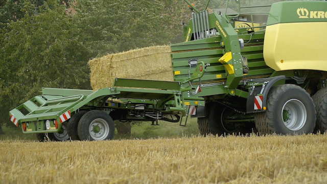 Bale Accumulator Made Exclusively For BiG Pack Large Square Balers