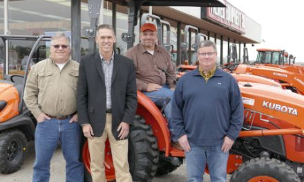 Giving Back to Our Veterans: Kubota Awards New Tractor to Georgia Farmer