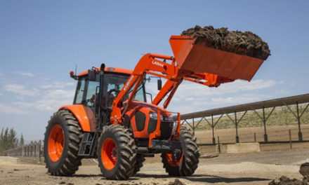New Entry-Level Hay and Cattle Tractor from Kubota