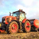 Kubota's Biggest Tractor Just Got Better with a Semi-Power Shift Transmission