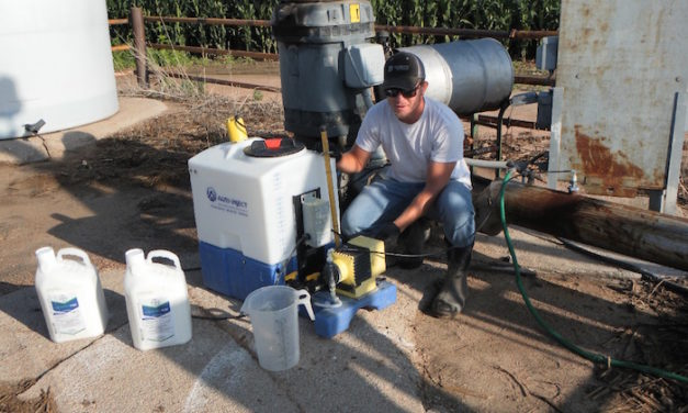 Grower Finds Chemigation the Perfect IPM Partner | PRODUCT SPOTLIGHT