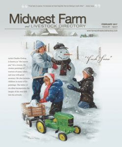 Midwest Farm And Livestock Directory, February 2017